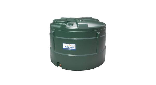 ESV2500 - Titan EcoSafe Bunded Oil Tank 2500 Litres